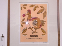 Dodo Screenprint at Ghosts of Gone Birds