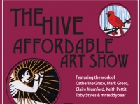 The Hive Affordable Art Show 2011