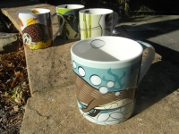 Wildlife Trusts Otter Mug