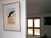 Oystercatcher screenprint and Ouse