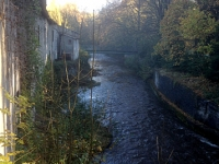 The Aude at the Mill 2
