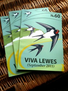 Image of Viva Lewes September Issue