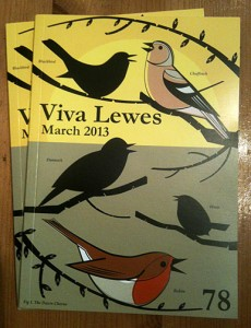 Viva Lewes March 2013 Magazines