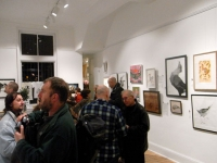 The Opening Night of Ghosts of Gone Birds